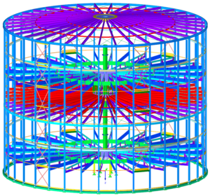 Darre - FEM Model