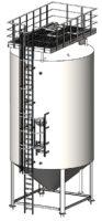 Sedimentationstank