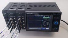 Datalogger für hohe Frequenzbereiche (Erweiterbar mit zusätzlichen Modulen)